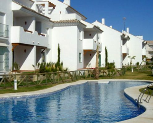 Construcciones Felipe Castellano - 116 viviencas Rota Principe