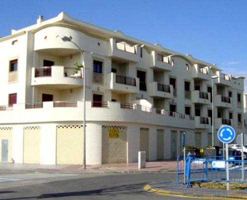 Construcciones Felipe Castellano - 161 viviendas Valdecarretas