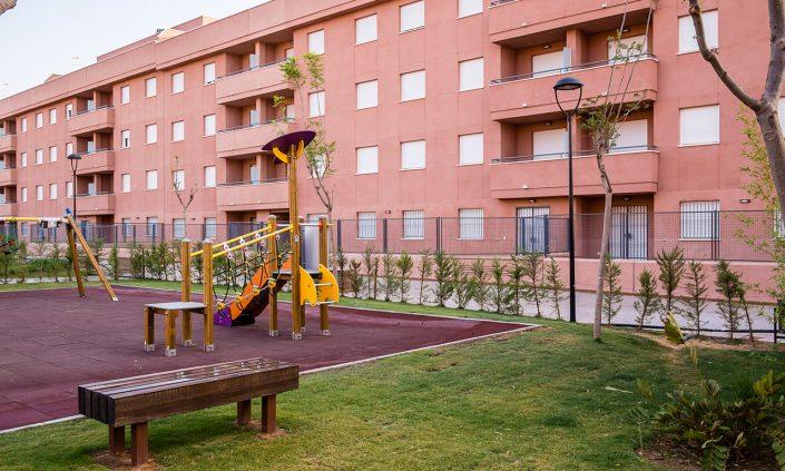 Construcciones Felipe Castellano - 268 VPO El Puerto de Santa María