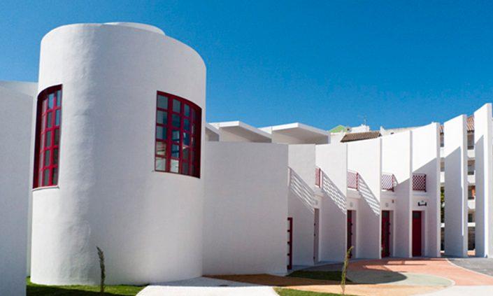 Construcciones Felipe Castellano - Centro de Barrio El Molino