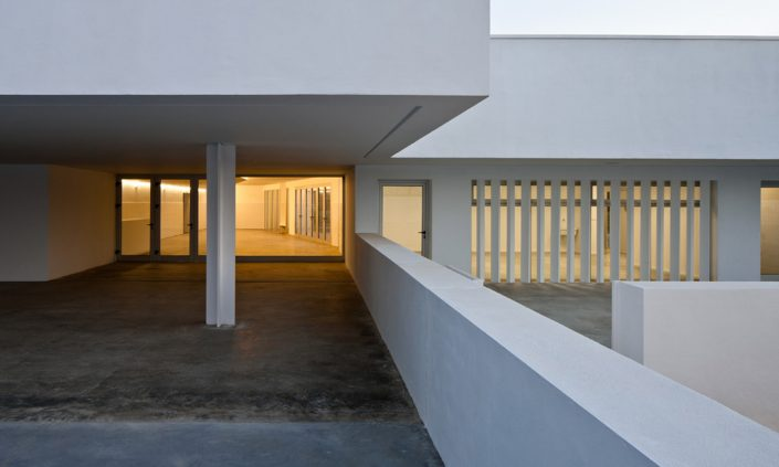 Construcciones Felipe Castellano - Centro Polifuncional Chipiona