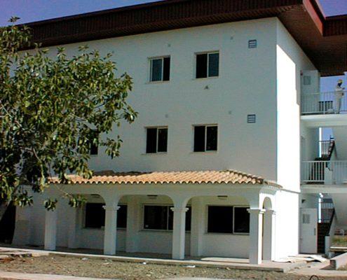 Construcciones Felipe Castellano - Cuarteles Base Naval de Rota