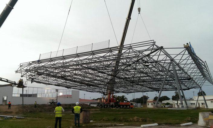 Construcciones Felipe Castellano - Historia