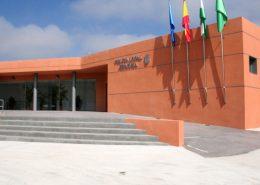 Construcciones Felipe Castellano - Jefatura Policia Local Rota