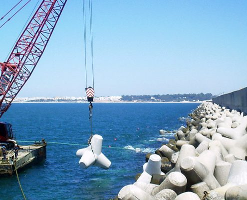 Construcciones Felipe Castellano - Muelle 1 Base Naval de Rota