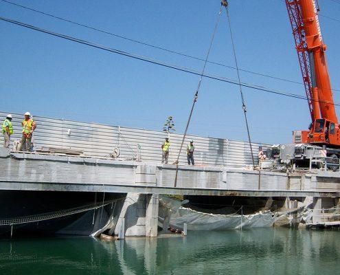 Construcciones Felipe Castellano - Reparación Puente Río Salado