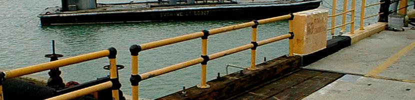 Construcciones Felipe Castellano - Reparación Muelle 3