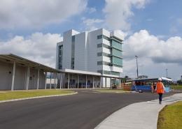 Sede de Exxon Mobil, Malabo